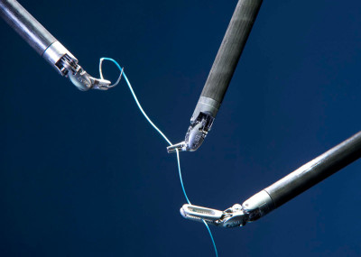 robotic surgical instruments links to robotic assisted surgery