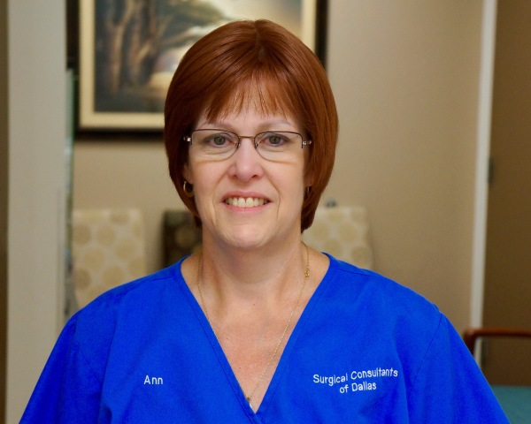 ANN, SURGERY SCHEDULER